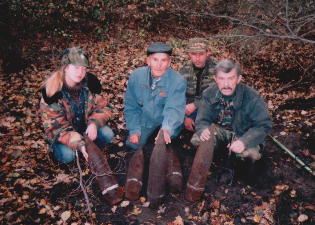 Тайна  Урывского  леса