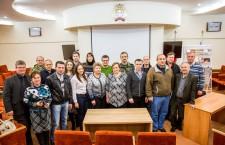 Итоговое собрание Ростовского клуба «Память-Поиск». 28.11.2015