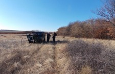 РОО ВИЦ » Поиск» Ростовской области 24.11. 2015г. проведена еще одна разведка на местности согласно полученных документов