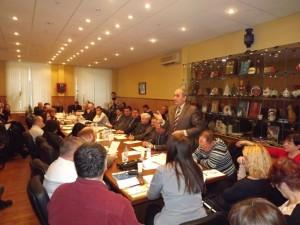 В Москве состоялся семинар-совещание «Особенности поисковой работы в 2014 году». 11.02.2014 г.