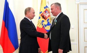Владимир Путин встретился с участниками учредительного съезда общероссийской общественно-государственной организации «Российское военно-историческое общество».