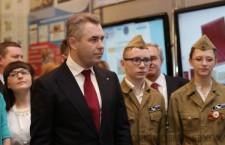 Тюменские поисковики рассказали о своей работе на всероссийской конференции «Социальное волонтерство в России»