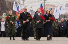 Фоторепортаж: С 27 по 30 марта 2016 года в Туле состоялось официальное открытие Всероссийской «Вахты памяти»