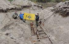 В станице Вёшенской Ростовской области стартовал осенний этап Вахты Памяти «Еланский плацдарм»