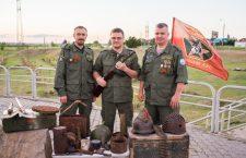 Волгодонцы прикоснулись к предметам времён Великой Отечественной войны