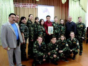 Встреча с внуком солдата Крымфронта(1)