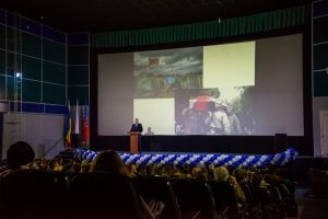 23 декабря 2017 года в Ростове-на-Дону прошел Слет поисковых отрядов Ростовской области