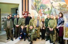 Ростовские поисковики приняли участие в первой научно-практической конференции в Донецкой Народной Республике