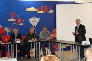 В Ростове состоялся Круглый стол -«Вопросы сохранения исторической памяти и военной истории Отечества в современных условиях»
