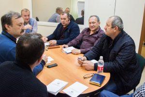 7 апреля 2018 года состоялось совещание командиров поисковых отрядов Ростовского областного клуба «Память-Поиск»- регионального отделения Поисковое Движение России
