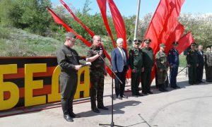 15 мая прошли торжественные открытия и митинги, посвященные старту нового этапа совместных работ поисковых отрядов «Поисковое движение России» и подразделений частей Южного военного округа
