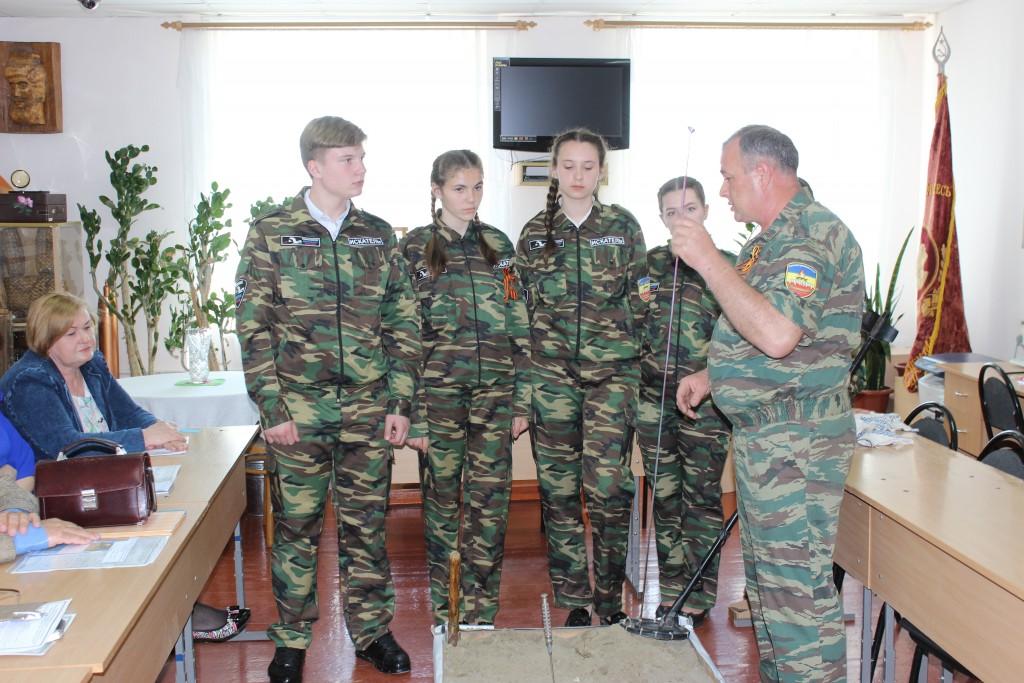В Сальске состоялся семинар-практикум с участием директоров школ Сальского района по внеурочной и патриотической работе с подрастающим поколением