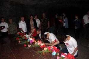 Делегация ветеранов и молодежи Ростовской области с 26 июля посетила Республику Крым