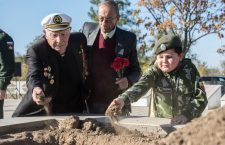Бойцов, сложивших головы во время Великой Отечественной войны под Харьковом, захоронили в родных местах