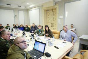 22-25 ноября в Общественной Палате РФ проходила Международная конференция «Судьба Солдата: теория и практика архивных исследований»