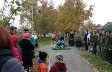 В день 100-летия советской (российской) разведки состоялось торжественное открытие памятной плиты разведчикам, погибшим в боях в июле 1942 года на территории Константиновского района