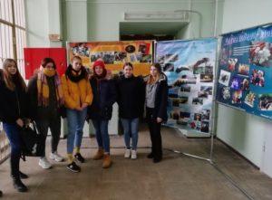Больше недели работала фотовыставка Ростовского областного клуба «Память-Поиск» в стенах Ростовского гидрометеорологического техникума