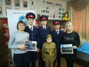 3 декабря в день Неизвестного солдата в Сальске состоялось открытие Общественная приёмная всероссийской акции «Судьба солдата»
