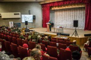 8 декабря 2018 года в гарнизонном Доме офицеров г. Ростова-на-Дону состоялся областной Слет поисковых отрядов движения«Поисковое движение России»