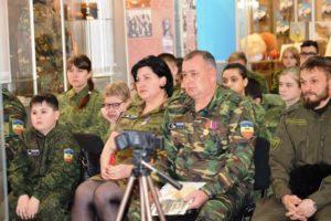 В Ставрополе сальские поисковики передали документы уроженца ставрополья старшего лейтенанта Барковского Георгия Николаевича
