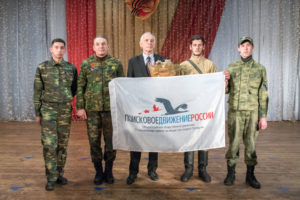 15 февраля и в городе Белая Калитва состоялась встреча с «главным офицером Советского Союза» Василием Лановым