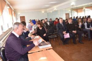 29 марта 2019 года в Константиновске состоялся областной семинар-практикум «Сохранение исторической памяти. Хутора и сёла Ростовской области, уничтоженные войной».