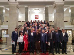 Владимир Щербанов: Для развития поискового движения нужно внести 200 поправок в десятки законов