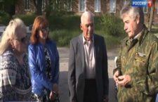 В Ростовскую область приехали родственники советского летчика, которого нашли Константиновские поисковики