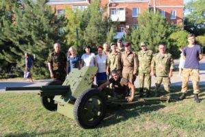 20 июня в здании Таганрогского литературного музея им. А.П. Чехова состоялась торжественная областная акция «Построим музей вместе»