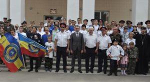 Открытие слёта казачьих поисковых отрядов Дона в Матвеево-Курганском районе. Видео.