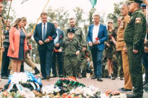 29 сентября в Обливском районе Ростовской области завершилась межрегиональная «Вахта Памяти – 2019»