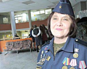 Пешковские поисковики передали более 150 экспонатов для выставки «Рубеж мужества» в Азовский музей-заповедник