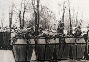Лагерь смерти в Ростове-на-Дону. Судьба военнопленных
