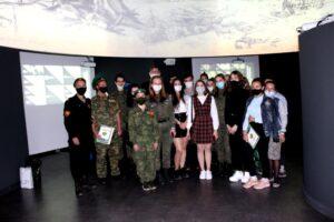 14 октября в музее «Россия – моя история» г. Ростова-на-Дону состоялось открытие мультимедийной выставки «Фронтовой портрет солдата».