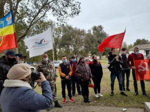 С 23 октября по 3 ноября в десяти городах и районах Ростовской области поисковые отряды провели Десанты Памяти