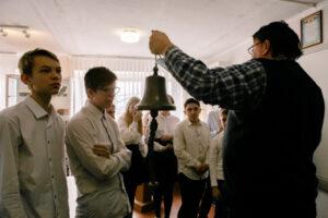 К седьмой годовщине воссоединения Крыма с Россией, в Таганрогском институте имени А.П. Чехова прошла серия Уроков Мужества