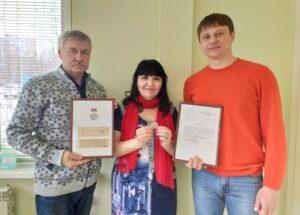Потерянная в боях медаль «За отвагу» солдата Матвея Зеленского, спустя десятилетия вернулась внучке героя