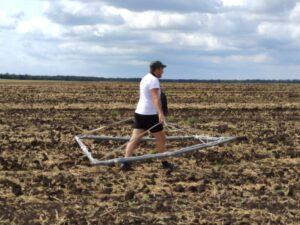 В Усть-Донецком районе поисковики нашли место падения самолета Пе-2